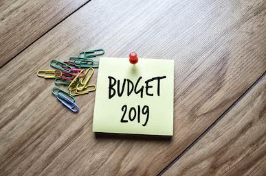 McGeough Financial Budget 2019