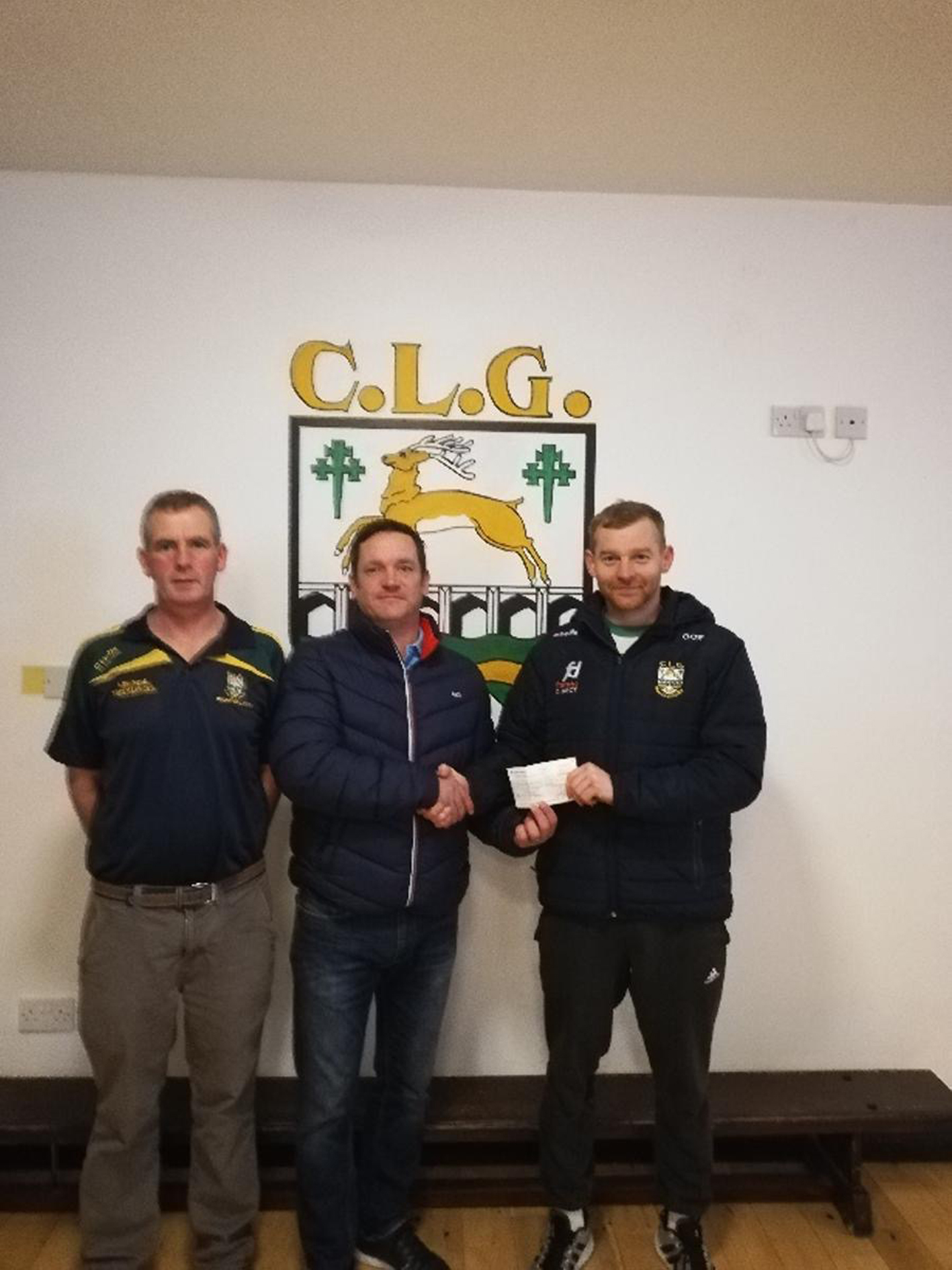 McGeough Financial Buncrana GAA
