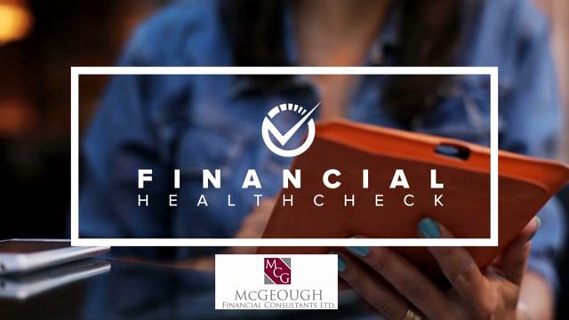 McGeough Financial Financial Health Check