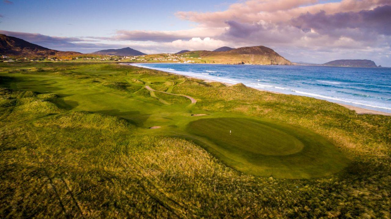 McGeough Financial Ballyliffin Golf Club