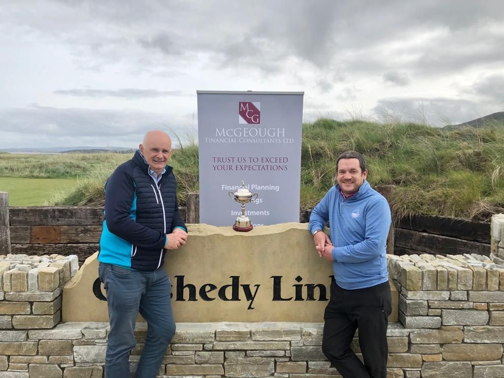 McGeough Financial Ballyliffin Golf Course