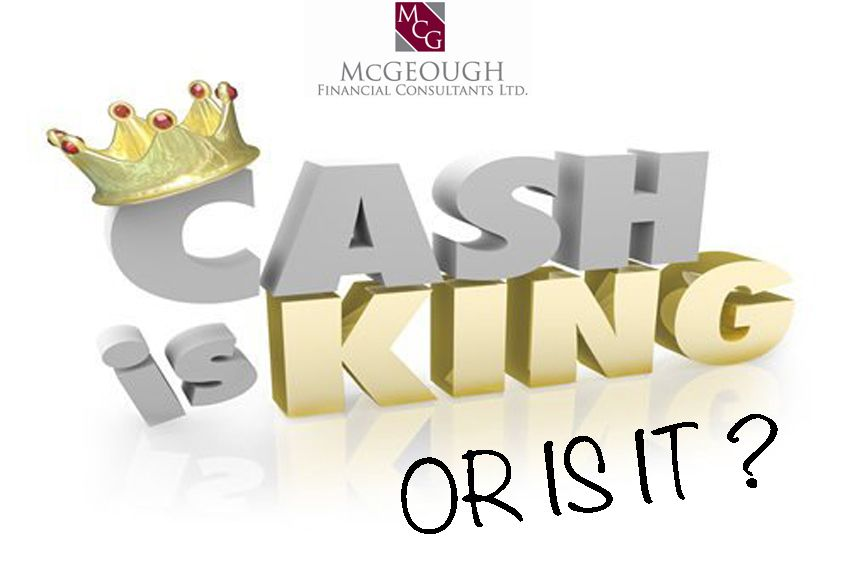 McGeough Financial Cash is King