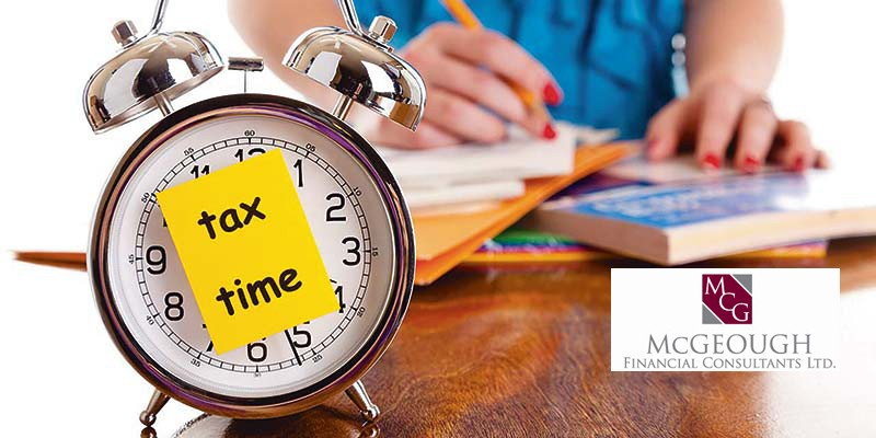 McGeough Financial Tax Time